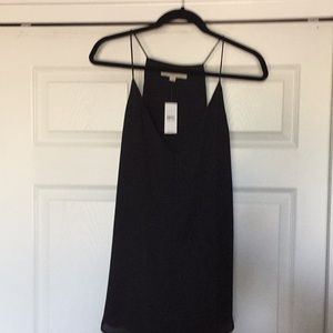 NWT Loft Large Button Front Cami